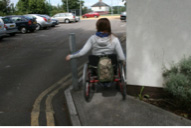 wheelchair user voucher scheme